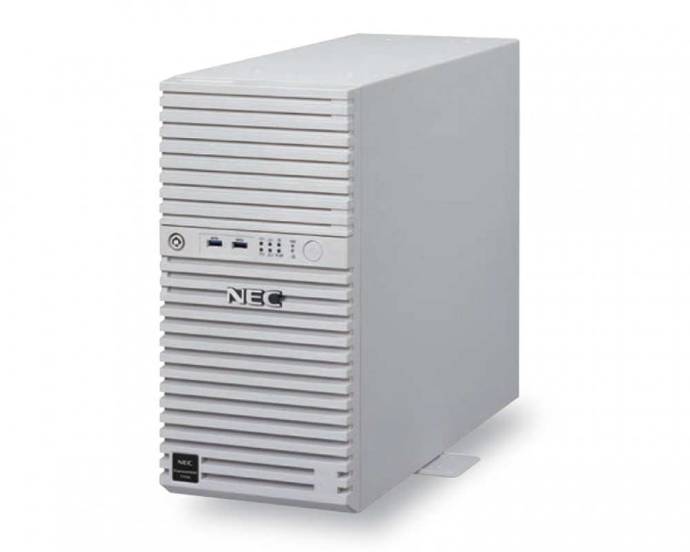 NEC Powerful Compact Tower Server Express5800/T110h