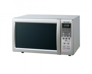 Sharp Microwave 22 Litre 800 Watt in White Color R-241R(W)