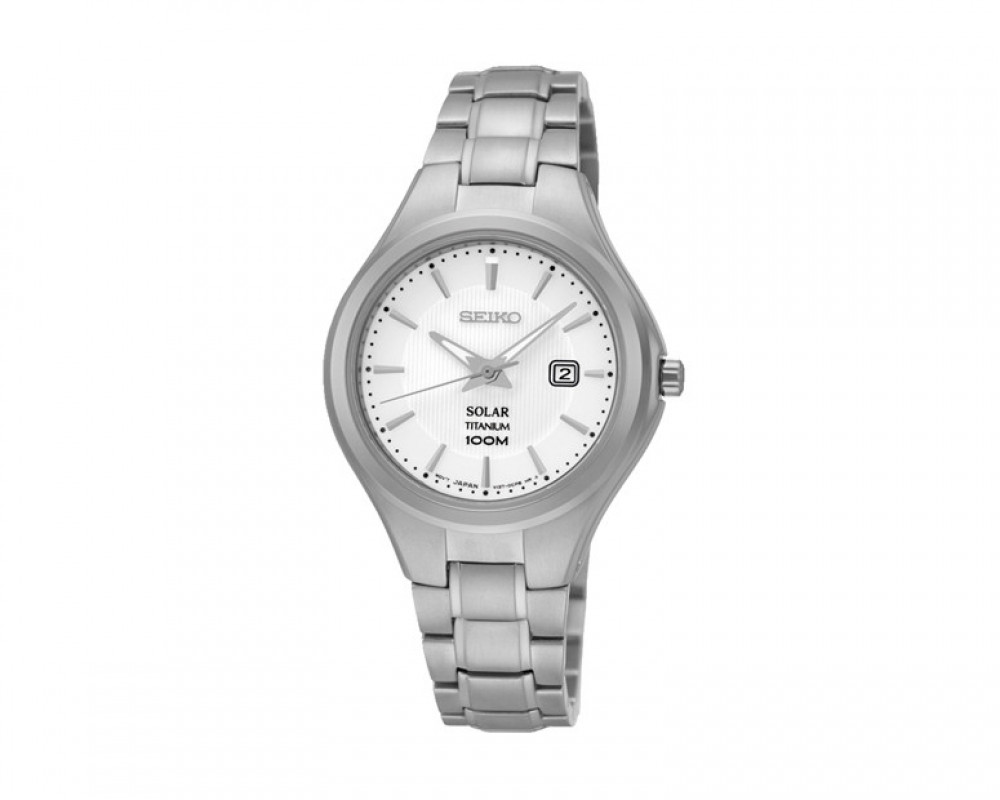 Seiko Ladies' Hand Watch Solar SUT199P1