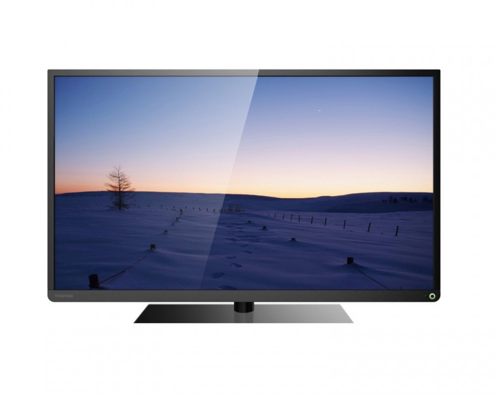 Toshiba LED TV 50 Inch Digital Full HD With USB Movie And 2 HDMI 50L2550EA