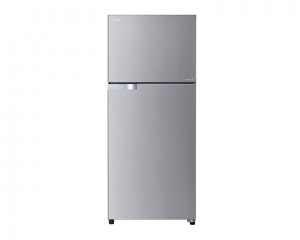 Toshiba Refrigerator 377 Litre Inverter with 2 Door Silver color GR-EF46Z-FS
