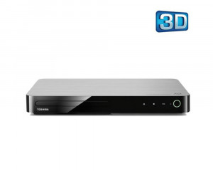 TOSHIBA 3D Blu-ray Disc player BDX5400KE