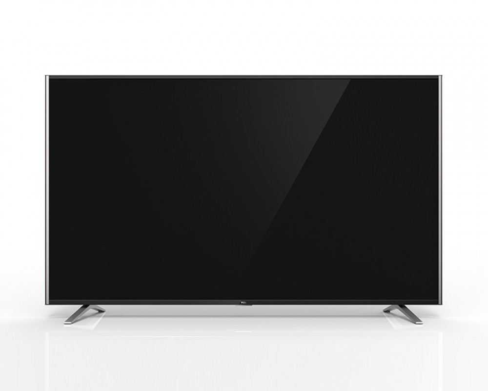 TCL Smart LED TV with Android 55 Inch 4K Ultra HD with 2 USB & 3 HDMI 55C1