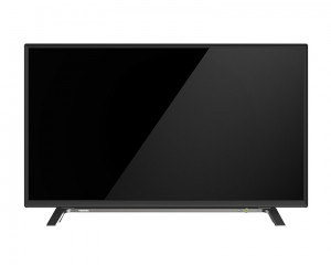Toshiba LED TV 40 Inch Full HD with 1 USB Movie and 2 HDMI Inputs 40L260MEA