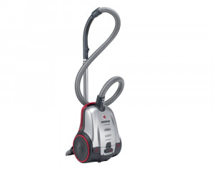 Hoover Vacuum Cleaner 2300 Watt Silver Color with Carpet Floor Nozzle TPP2310020