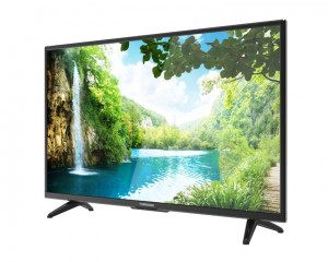 Tornado LED TV 43 inch Full HD with 2 USB Movie and 2 HDMI Inputs 43ED3170