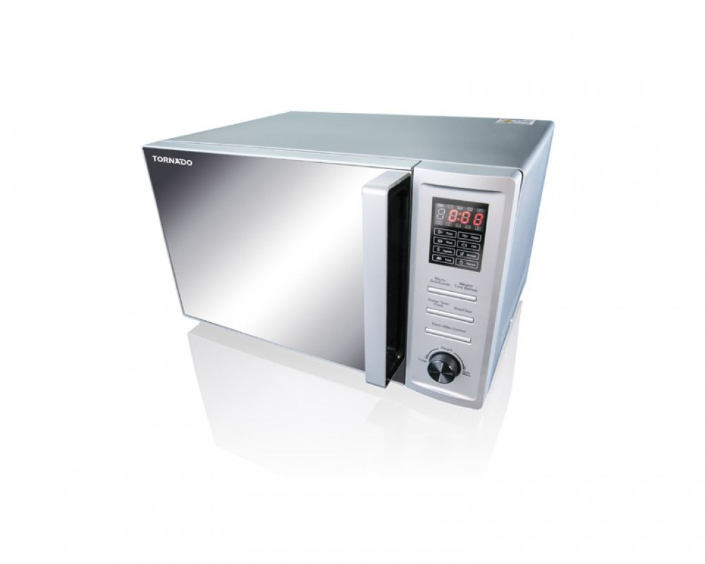 Tornado Microwave 36 Liters with Grill & Automatic Cooking Menus TM-36S