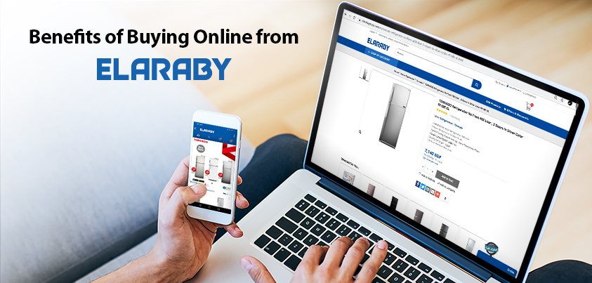Benefits from Buying Online From Elaraby Website