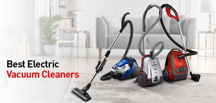 Best Electric vacuum cleaners 2019 for your home