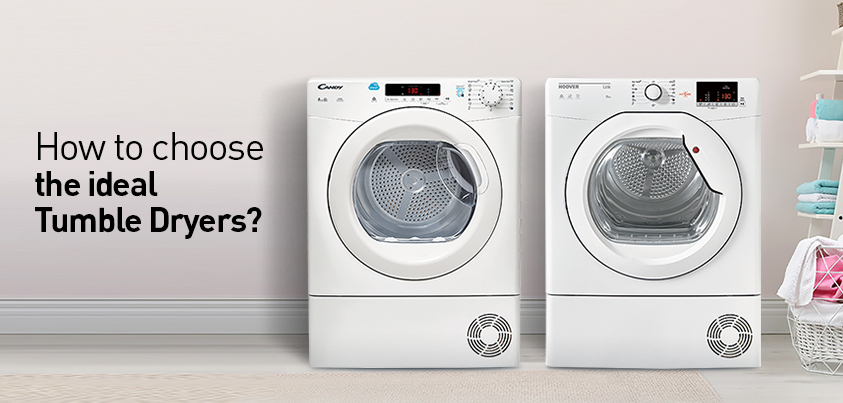 How To Pick The Perfect Tumble Dryer