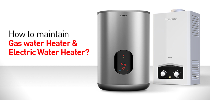 How to take care of Gas or Electric Heater before Winter