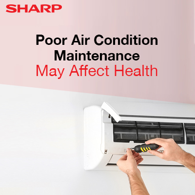 Poor Air Conditioner Maintenance May Affect Health