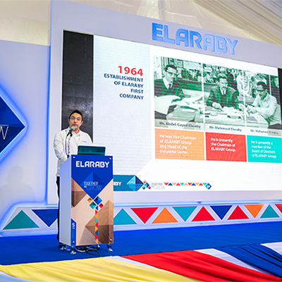 Elaraby 5th Annual Convention for Foreigner Suppliers