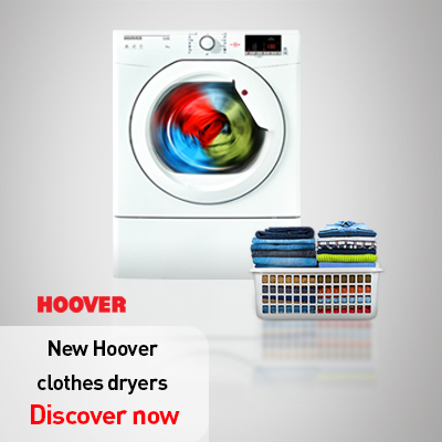 New Hoover Clothes Dryers