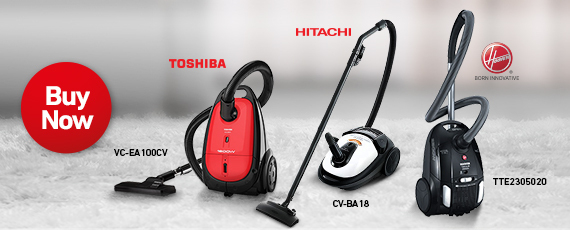 Vacuum Cleaners at best prices