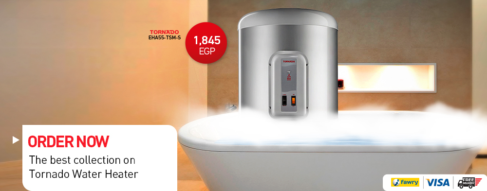 The Best Water Heater in Egypt