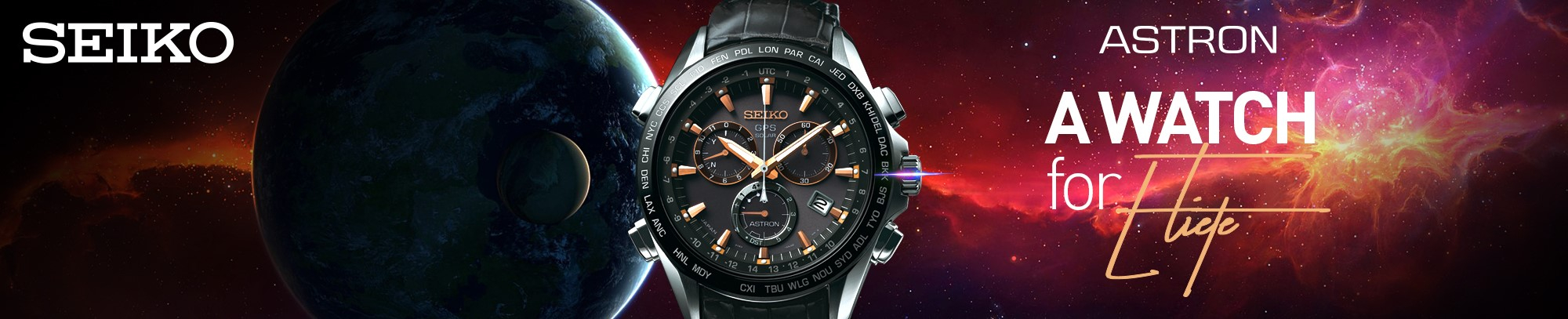 Seiko Hand Watches